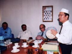 Lawatan | ARRO, SAARC dan PATAP, 24/2/1998