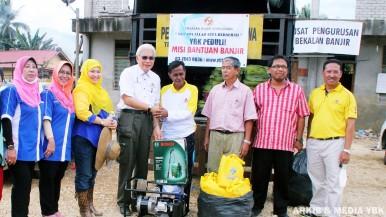 Misi Bantuan Banjir @ Kelantan (2015)